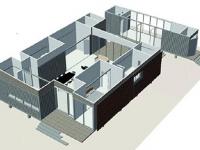The Freeman Feldmann Shipping Container Home 1
