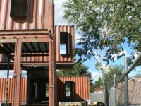 The Jones-Glotfelty Shipping Container Home, Flagstaff Arizona 4