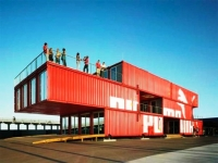 The Puma City Retail Shipping Container 2