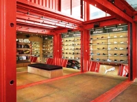 The Puma City Retail Shipping Container 5