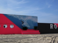 The Quiksilver Pro New York 2011 Shipping Container Structures 2