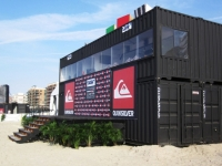 The Quiksilver Pro New York 2011 Shipping Container Structures 4