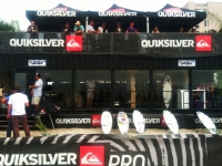 The Quiksilver Pro New York 2011 Shipping Container Structures 6
