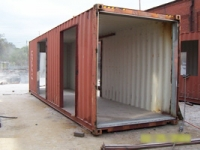 The Redondo Beach House Container Home 1
