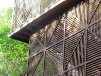 The Timber Beach House, Srima, Auroville 2