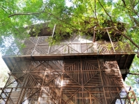The Timber Beach House, Srima, Auroville 3