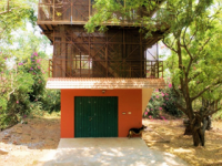 The Timber Beach House, Srima, Auroville 6