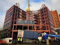 The Travelodge Shipping Container Hotel Uxbridge UK 10