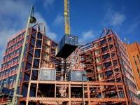 The Travelodge Shipping Container Hotel Uxbridge UK 3