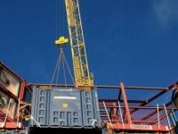 The Travelodge Shipping Container Hotel Uxbridge UK 5