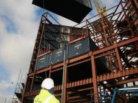 The Travelodge Shipping Container Hotel Uxbridge UK 6