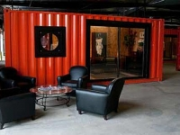 The Ultimate In Office Recycling - Shipping Container Offices 5