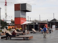 The Wynyard Quarter Shipping Container 1