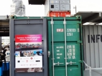 The Wynyard Quarter Shipping Container 12