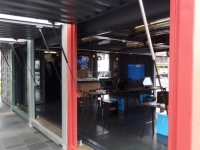 The Wynyard Quarter Shipping Container 4