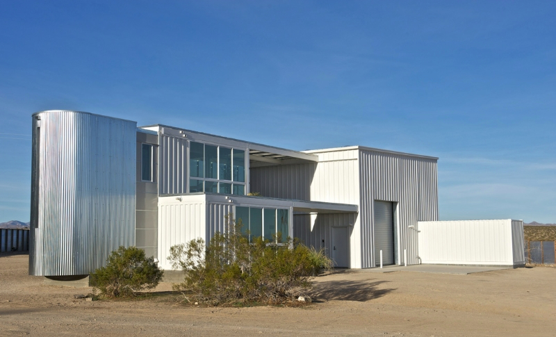 Storage container homes tim palen studio - Container home building code ...