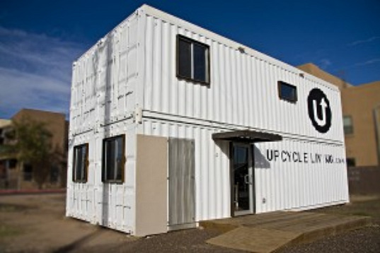 Affordable shipping container homes upcycle s living container homes - Affordable container homes ...