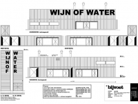 Wijn of Water - Shipping Container Restaurant Rotterdam 9
