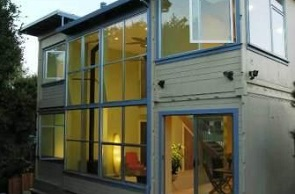 3 Bedroom Shipping Container House