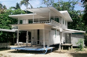 Container Home In Krabi, Thailand