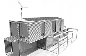 container housing italy - Container Home Design Ideas