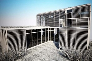 Linterna Group Shipping Container Architects