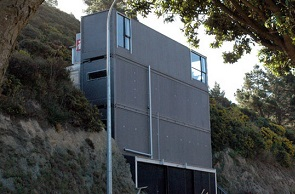 New Zealand Shipping Container House
