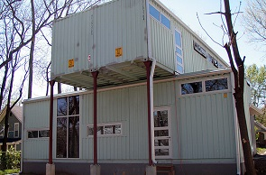 Shipping Container Accomodation