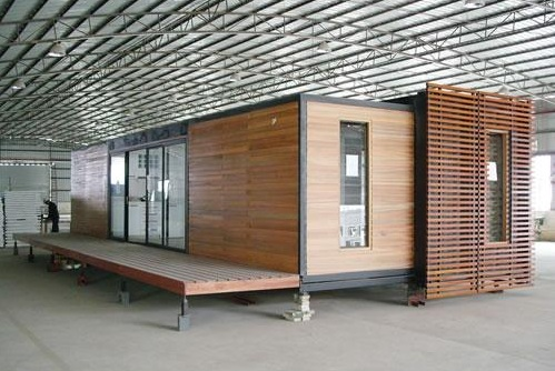 Shipping container shelter in australia for Container home plans for sale