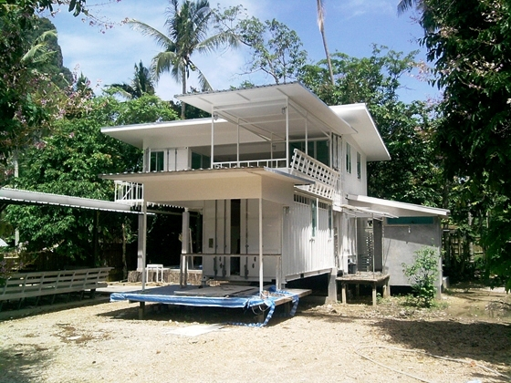 A Shipping Container Home in Krabi Thailand