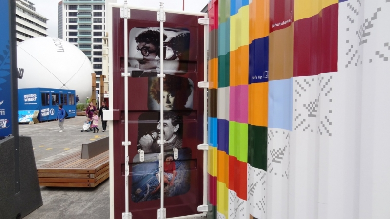 Modified Shipping Containers Pop Up Shipping Containers In New