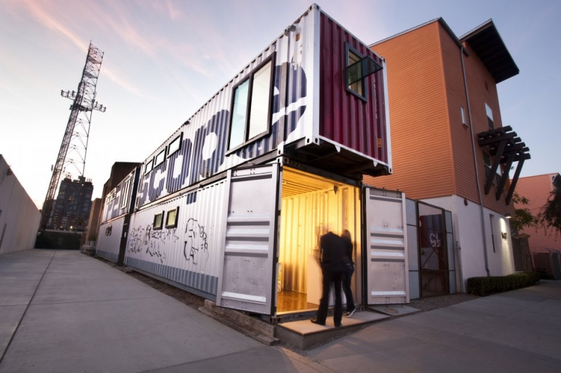 Cost of Converted Shipping Containers by ENS Projects