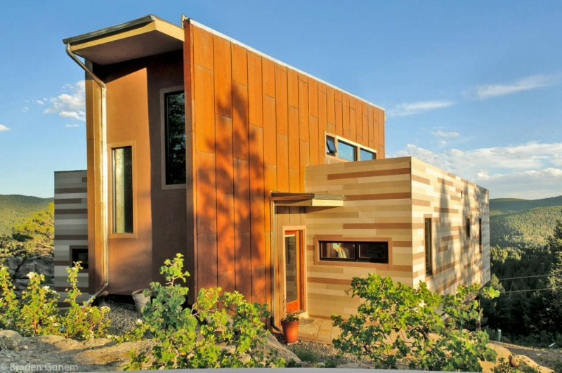 Container Conversion Home
