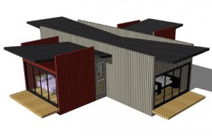 Shipping Container Buildings - Cube Modular Homes